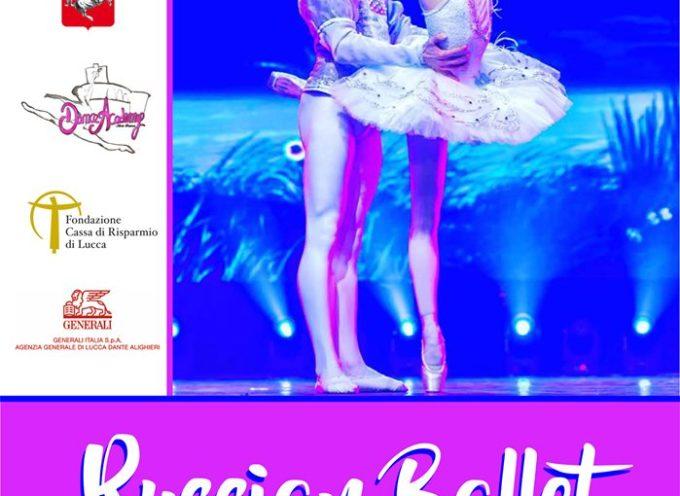 CASTELNUOVO: Corpo di ballo del Russian State Ballet e del Russian Ballet College