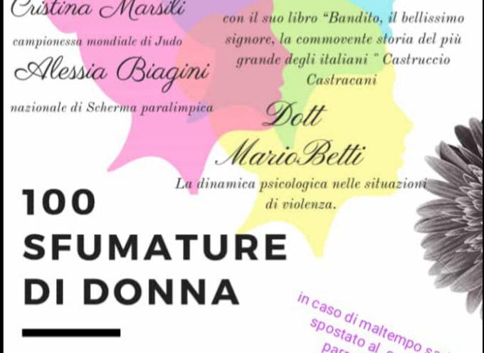 100 sfumature di Donna a Ghivizzano Alto