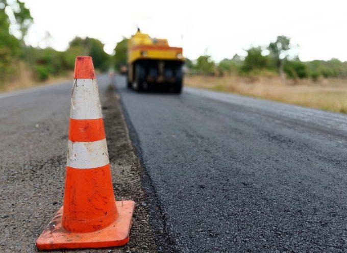 VIABILITA' GARFAGNANA – al via interventi di asfaltatura su alcune strade provinciali. La Provincia investe 1,2 milioni di euro