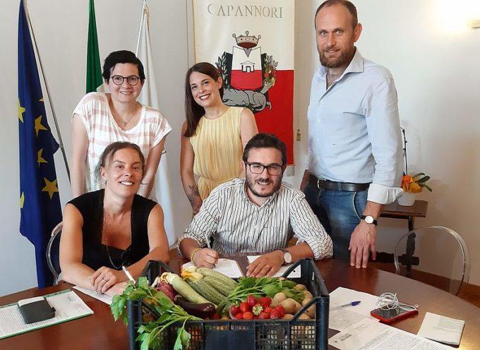CAPANNORI – Politiche locali del cibo sempre più al centro