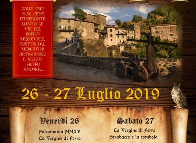 Festa medievale San Michele A PIAZZA AL SERCHIO