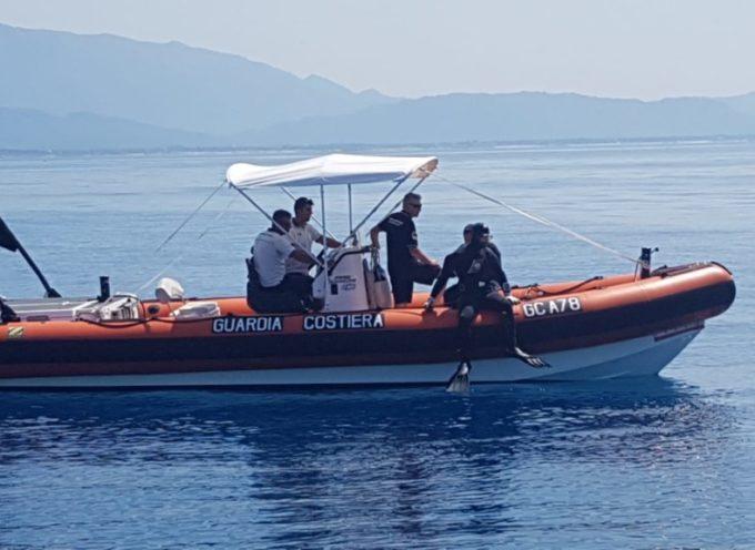 Affonda un peschereccio, salvo l'equipaggio