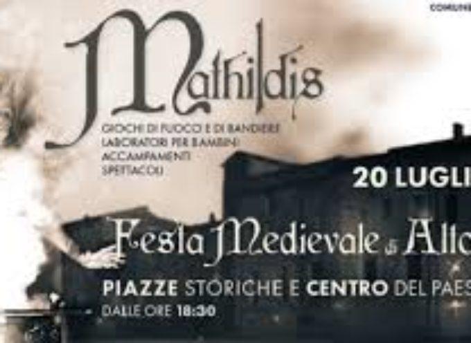 Mathildis – Festa medievale di Altopascio |