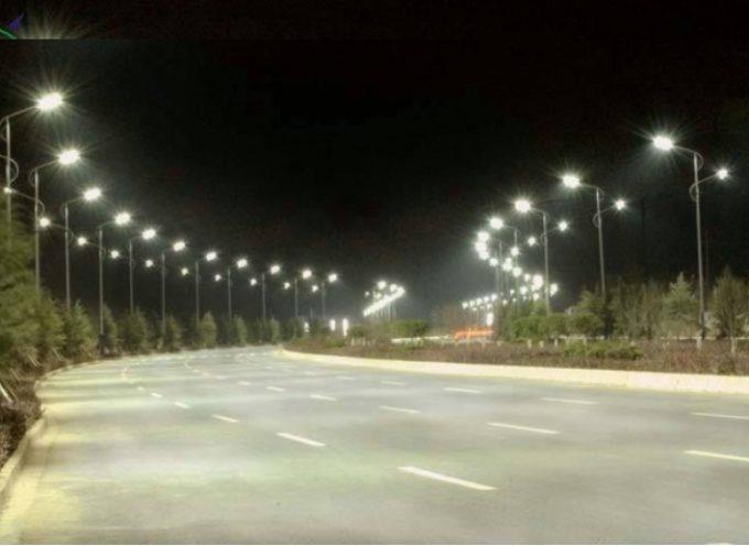 LUCCA – Un piano da 650mila euro per l'illuminazione pubblica sul territorio comunale