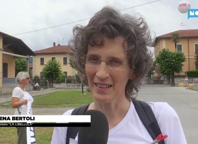 Presidio del Movimento la libellula davanti alla KME ma Rossi non c'è