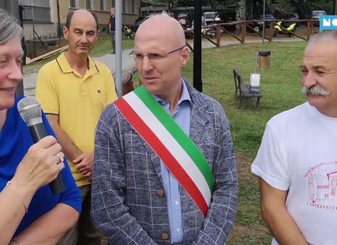 A Castelvecchio inaugurato il nuovo impianto per il gioco delle bocce