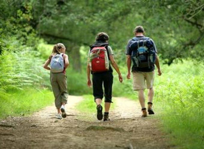 Passeggiata del Villeggiante a Pieve Fosciana