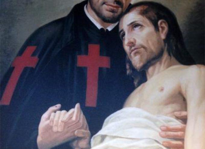 Il Santo del giorno, 14 Luglio: S. Camillo De Lellis, patrono degli Infermi e degli ospedali