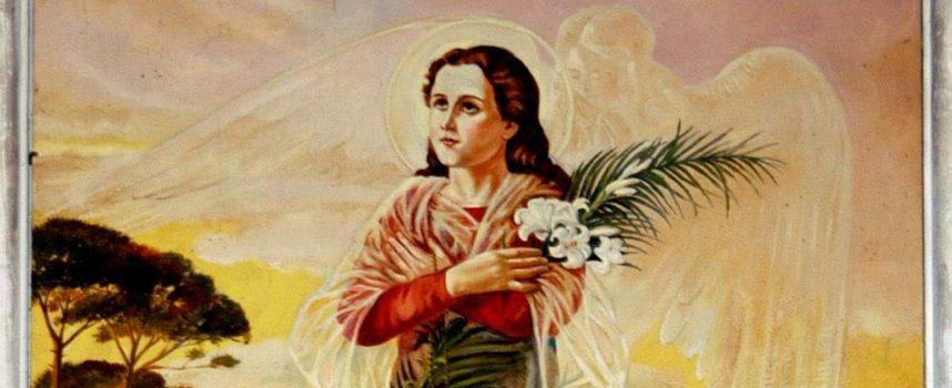 Il Santo del giorno, 6 Luglio: S. Maria Goretti,