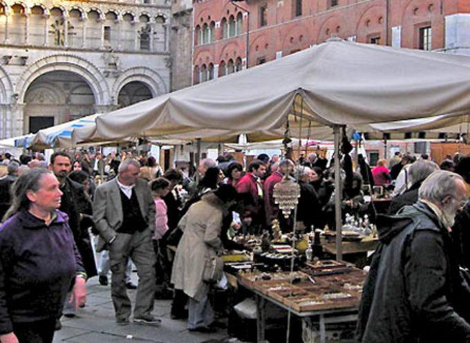 Mercato Antiquario: un avviso pubblico per migliorare la disposizione degli operatori