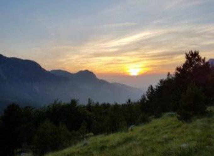 Monte Tondo: escursione e pic nic al tramonto aspettando la luna