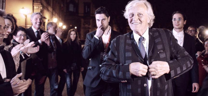 Addio all'attore Rutger Hauer. Al Lucca Film Festival 2019 lasciava il suo messaggio ambientalista