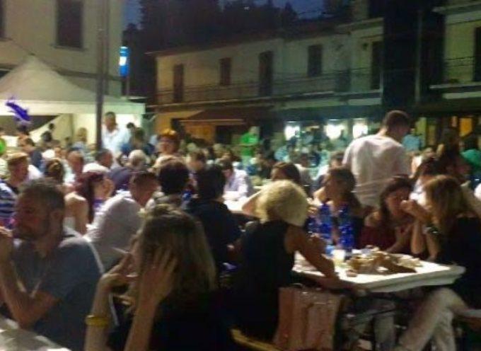 Successo per la Notte Bianca a Piazza al Serchio