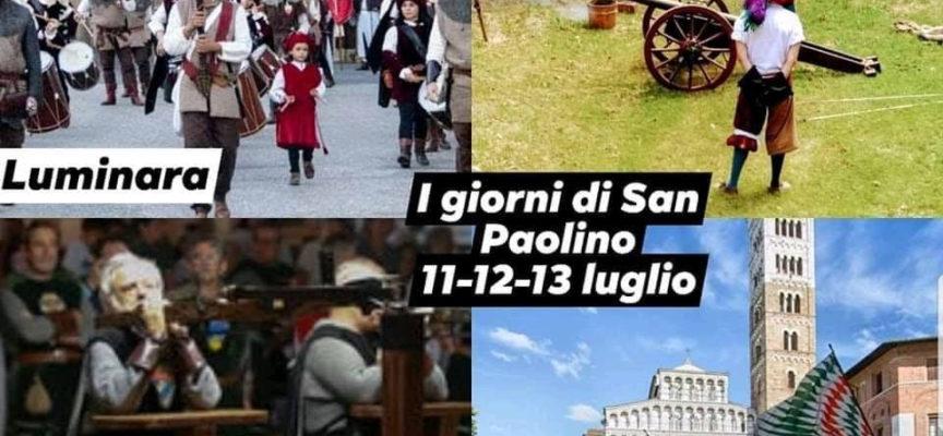San Paolino: 3 giorni di medioevo a Lucca
