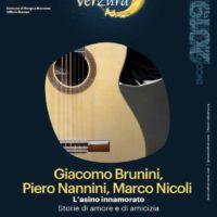 """Al Verzura si presenta """"L'asino innamorato"""": Storie di amore e di amicizia"""