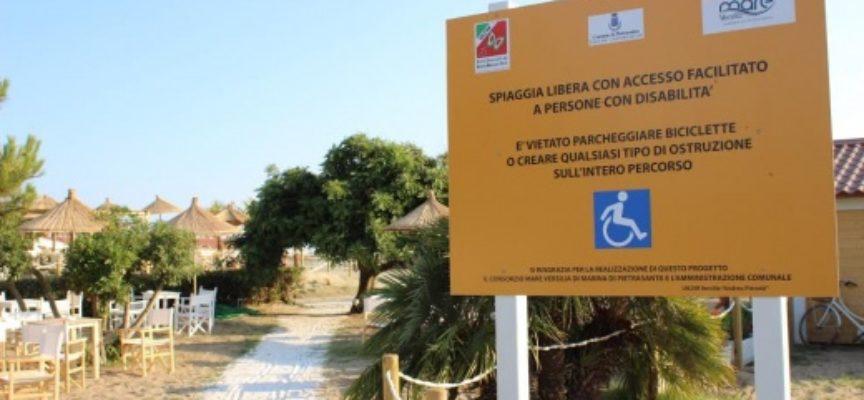 Pietrasanta punta su turismo accessibile, progetto pilota per le famiglie speciali