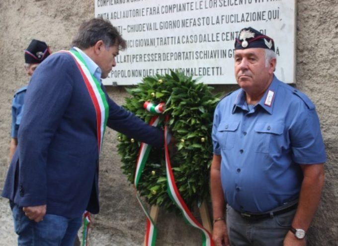 eccidio di Capezzano Monte e Mulino Rosso, Pietrasanta ricorda vittime