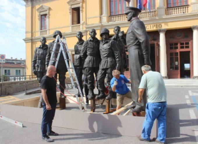 PIETRASANTA -Eisenhower Memorial, nipote presidente Usa a Pietrasanta per anteprima mondiale
