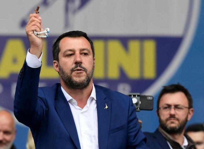 Sondaggi, Salvini al 40%. M5S in continuo declino