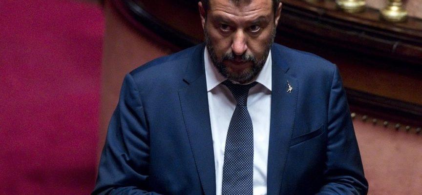 Crisi di Governo: gli italiani promuovono Salvini (quasi al 40%)