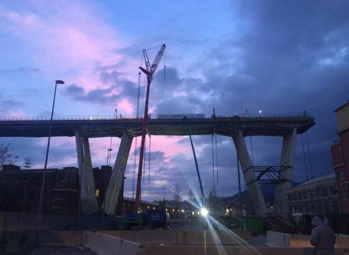 Ponte Morandi 1 anno dopo: la citta' aspetta ancora risposte