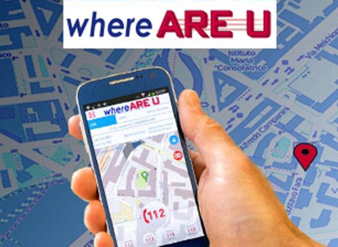 112 Where Are U: come funziona l'app del numero di emergenza europeo