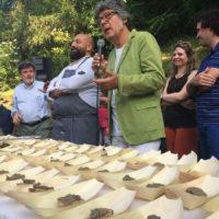Aperitivo Mediceo: gran finale a Seravezza con i prodotti dell'orto, i vini di Montecarlo e la ricerca neurologica