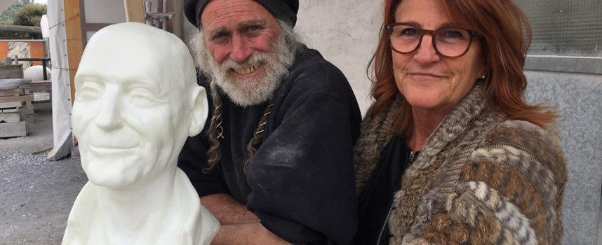 John Fisher e Renato Leonardi: una storiad'amicizia nel segno della scultura