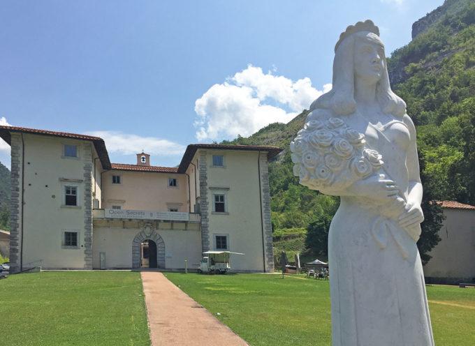 tutto pronto a Palazzo Mediceo per l'elezionedi Miss Seravezza