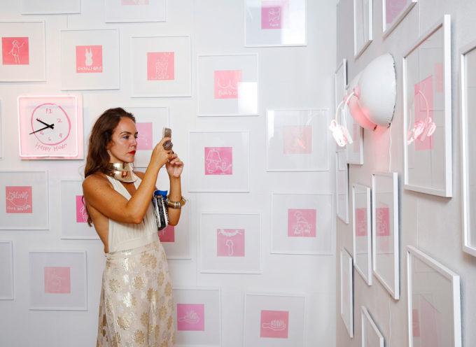 """Arte contemporanea: visita guidata con l'artista Rachel Lee Hovnanian alla mostra """"Open Secrets"""" di Palazzo Mediceo"""