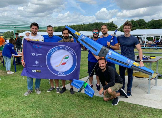 Eccellenze seravezzine: anche lo studente quercetano Lorenzo Salteri nel dream team dell'Università di Pisa al recente Air Cargo Challenge di Stoccarda