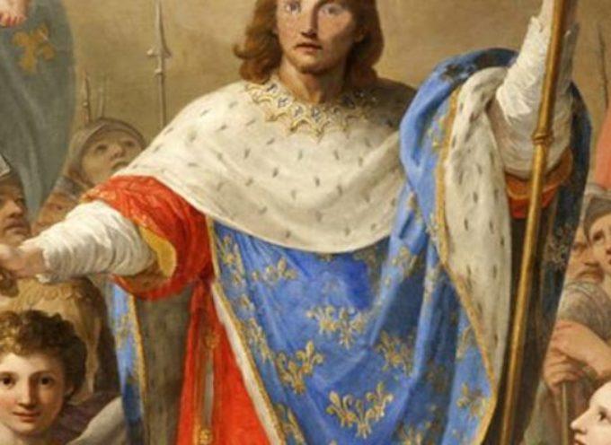 Il Santo del giorno, 25 Agosto: Luigi IX, Santo e Re dei Francesi, due volte alla guida di una Crociata