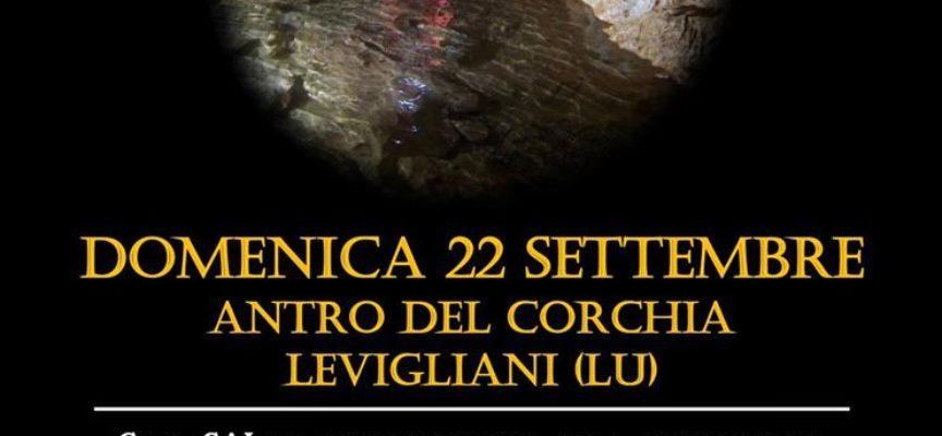 VISITIAMO ANTRO DEL CORCHIA DOMENICA 22 SETTEMBRE