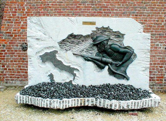 La mattina dell'8 agosto 1956 in una miniera di carbone a #Marcinelle, in Belgio, scoppia un incendio
