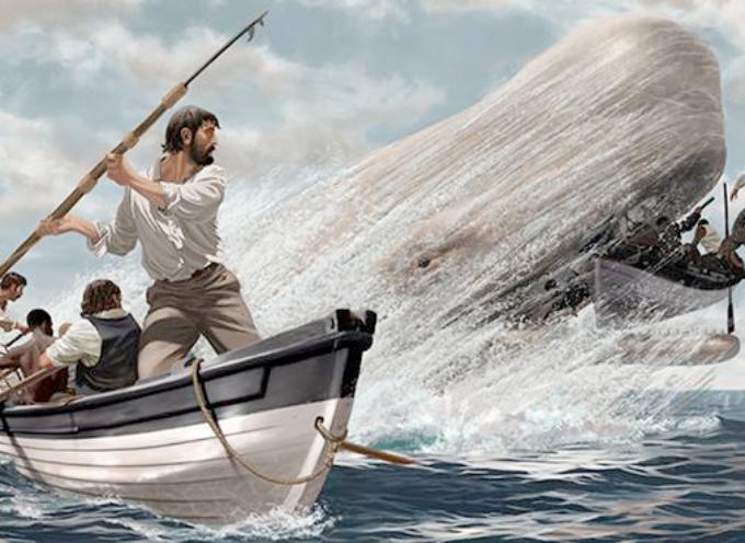 ACCADDE OGGI – 1 agosto 1819. A New York nasce Hermann Melville, scrittore, poeta e viaggiatore.