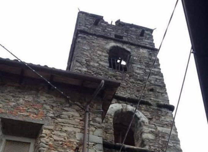 GRAGNANELLA – lavori urgenti alla strada del campanile