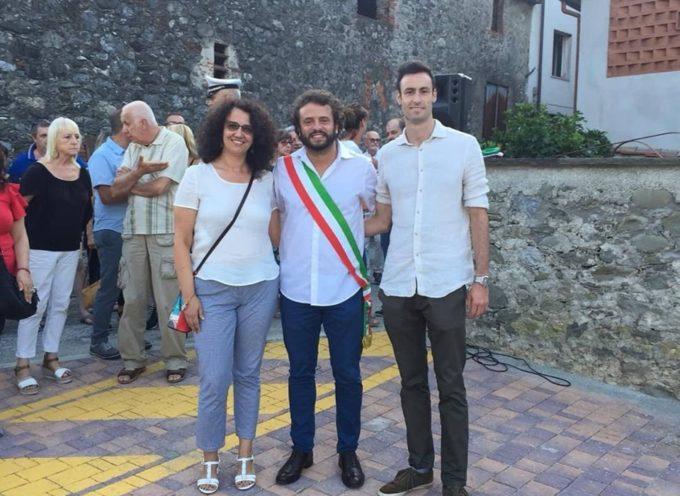 """DIECIMO – La """"passeggiata Franco Marchetti"""" unisce tutto il paese."""