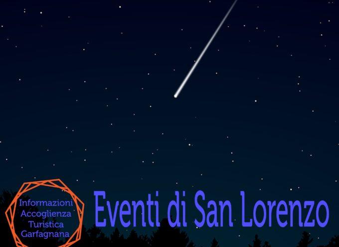 10 Agosto 2019…la notte delle stelle in Garfagnana…