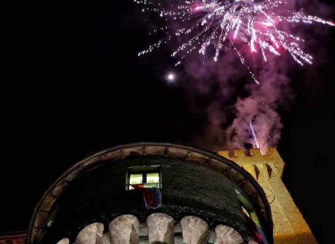 CASTIGLIONE DI GARFAGNANA – terminata una bellissima festa medievale.