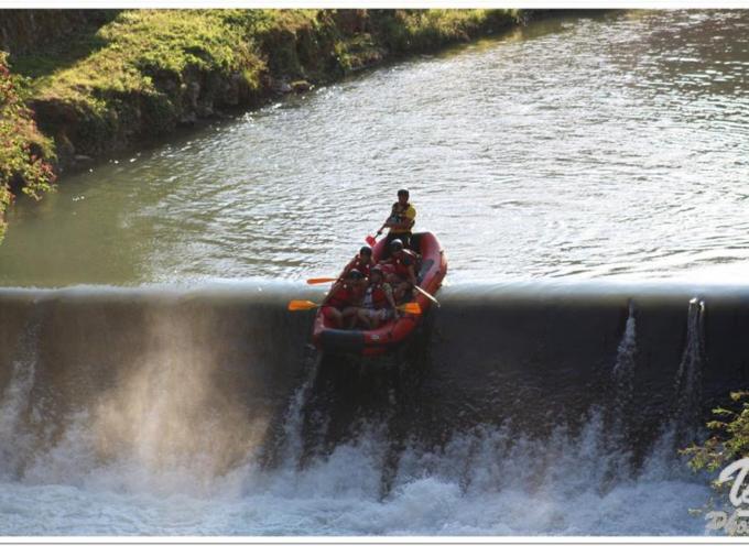 Avete mai provato il brivido del Rafting? E' venuto il momento di farlo
