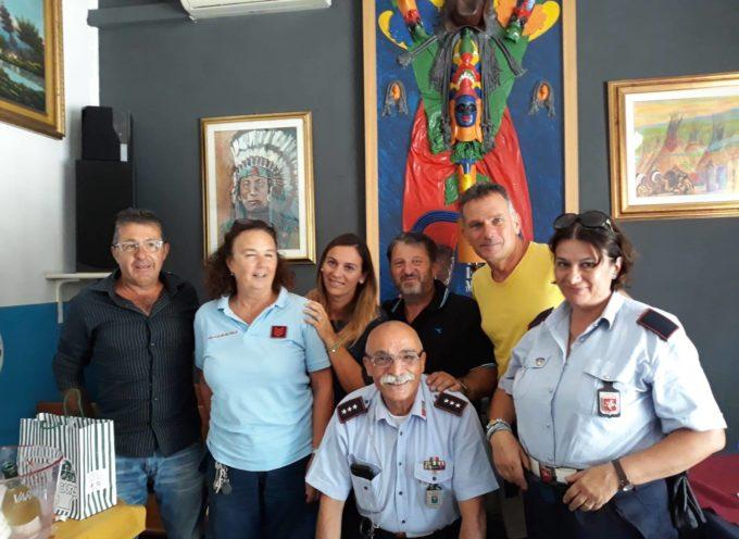 ALTOPASCIO – da ieri Maurizio Orsucci è ufficialmente in pensione, dopo oltre 40 anni di servizio.