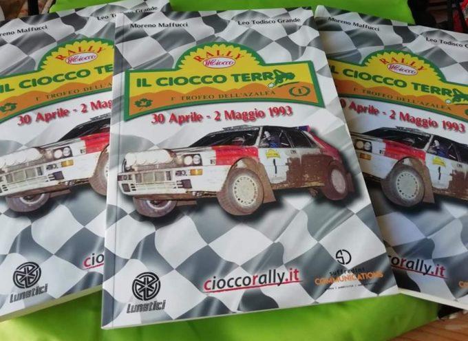 Ciocco Terra 1993 – Nuovo libro per gli appassionati di Rally