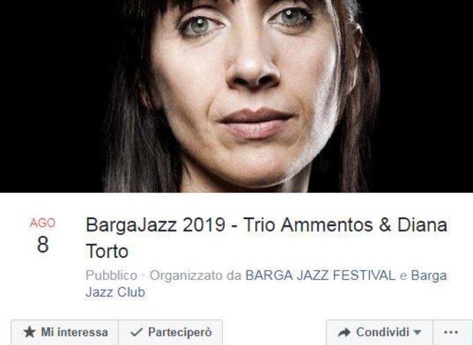 BargaJazz 2019; Trio Ammentos & Diana Torto