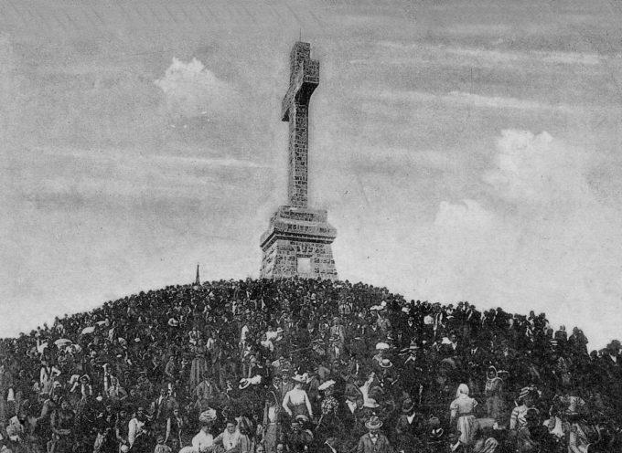 """un concerto alla """"croce di Brancoli"""" per rivalorizzare una grande testimonianza di fede e storia."""