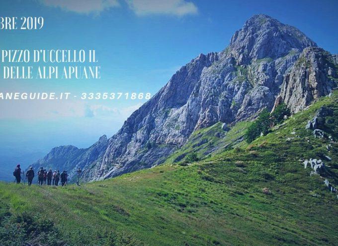 inauguriamo il mese di settembre con l'ascensione al Pizzo