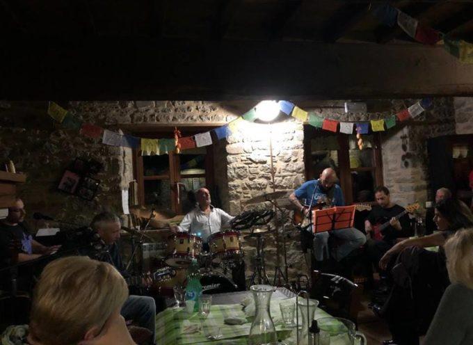 AL RIFUGIO IL BURIGONE – San Rocco con il Trio Impestato più Duo Cane