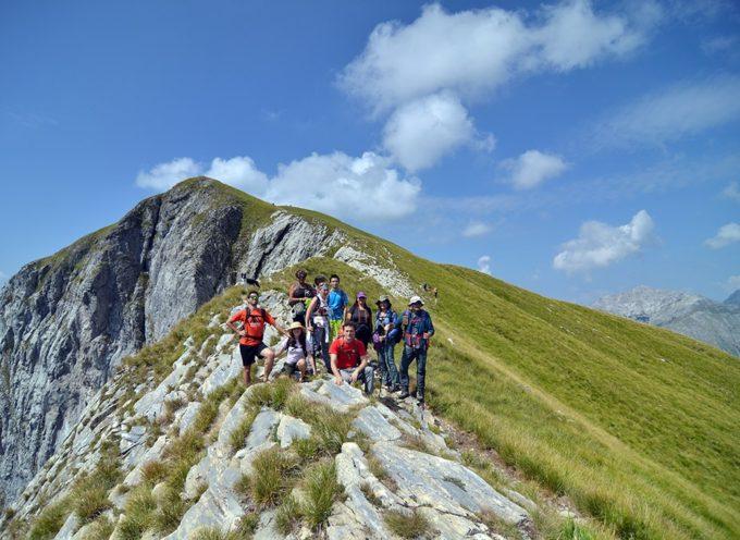 escursione monte Sumbra e le incisioni rupestri di Capanne di Careggine