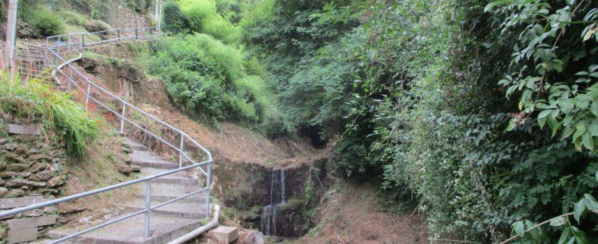 A Pietrasanta, in località Strettoia, eseguito la manutenzione nel rio Botrello