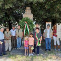 """l'amministrazione Menesini ha commemorato i """"Martiri Lunatesi"""""""