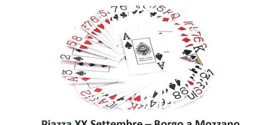 """stasera Torneo """"Sotto le Logge"""" a Borgo a Mozzano"""